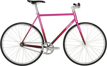 All-City Big Block Bike - Pink Fade