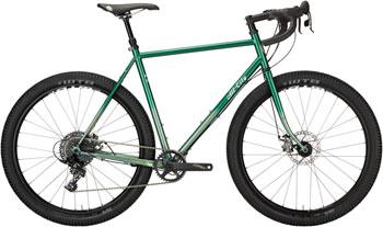 All-City Gorilla Monsoon Bike - Green Fade