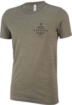 We The People Globe T-Shirt