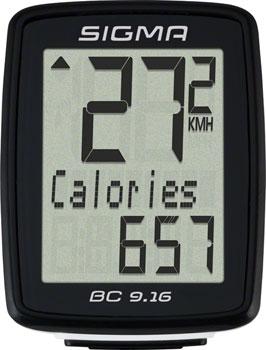 Sigma BC 9.16 Bike Computer