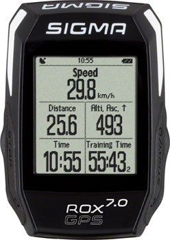 Sigma ROX GPS 7.0 Bike Computer