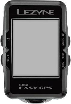 Lezyne Macro Easy GPS Bike Computer