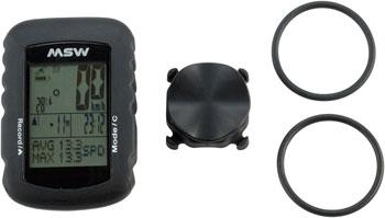 MSW Miniac 322 GPS Bike Computer