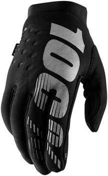 100% Brisker Youth Gloves