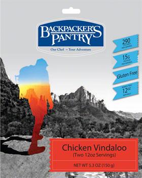Backpackers Pantry Chicken Vindaloo