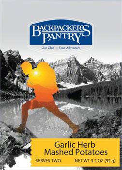 Backpackers Pantry Garlic Herb Mashed Potato
