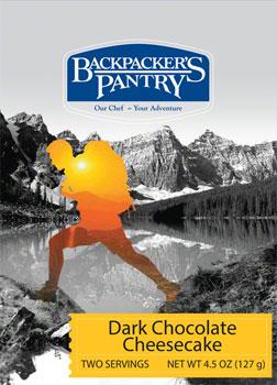 Backpackers Pantry Dark Chocolate Cheesecake