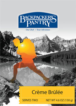 Backpackers Pantry Creme Brulee