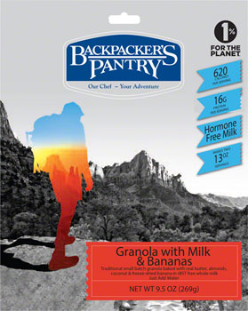 Backpackers Pantry Granola