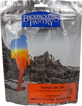 Backpackers Pantry Cincinnati Chili