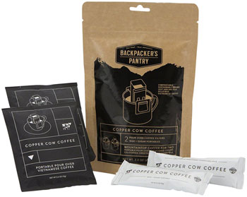 Backpackers Pantry Copper Cow Vietnamese Coffee
