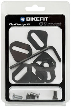 Bike Fit Systems Cleat Wedge
